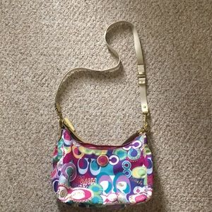 COACH PURSE! ONLY CARRIED ONCE